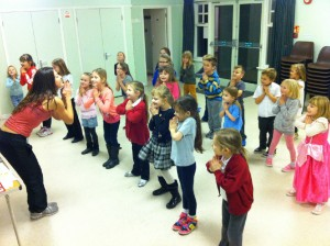 5-7yrs Pop Singing